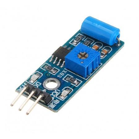 Sensor de Humo MQ-02
